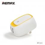 อะแดปเตอร์ remax USB Charger RP-U23 Yellow