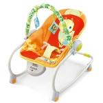 เปลโยก 2 in 1 มีเพลง (Baby rocking chair)