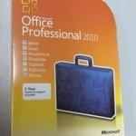 Microsoft Office Professional 2010 1User (FPP)