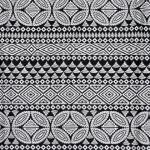 ผ้าถุงขาวดำ ec9898bk