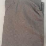 ผ้าคลุมให้นม Punnita สีเทาลายจุดขาวเล็กๆ