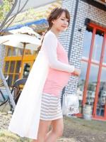CG015 (เกาหลี) เสื้อคาร์ดิแกน /เสื้อคลุม มี 2 สี