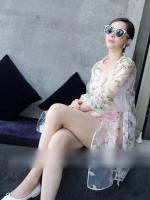 CG013 (จีน) เสื้อคลุมตัวนอก/คาร์ดิแกน