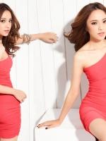 เสื้อผ้าแฟชั่น เกาหลี ชุดเดรสยาว เดรสน่ารัก เดรสเกาหลี เดรสทำงาน