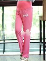 CN032 (จีน) กางเกงคนท้อง ผ้ายืด เอวมีสายหรูดปรับระดับ สำหรับคนที่ไม่ชอบเลกกิ้ง มีให้เลือก สาม สี