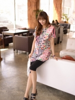 (เกาหลี)   เลคกิ้งคนท้องผ้าเนื้อบาง เบา สวมใส่สบาย ยืดหยุ่นใด้ดี สวมใส่ไม่อึดอัด ยางยืดอย่างดี สวมใส่ใด้ถึงคลอด