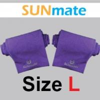 size L: Purple lavender : ม่วง