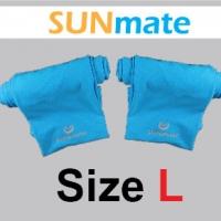 size L : Placid blue : ฟ้า