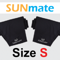 size S : Dark grey : เทา
