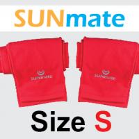 size S : Red scarlet : แดง