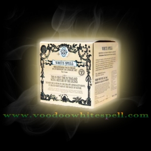 ครีมวูดู voodoo white spell (day cream)