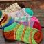 S273**พร้อมส่ง** (ปลีก+ส่ง) ถุงเท้าแฟชั่นเกาหลี ข้อสั้น เนื้อดี งานนำเข้า(Made in China) thumbnail 9
