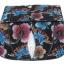 กระเป๋าสตางค์ปลากระเบน แบบ 3 พับ เม็ดใหญ่ ลวดลาย ดอกไม้และผีเสื้อราตรี หลากสีสีน Line id : 0853457150 thumbnail 6