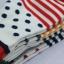 S347 **พร้อมส่ง** (ปลีก+ส่ง) ถุงเท้าแฟชั่นเกาหลี ข้อสั้น คละ 5 สี มี 12 คู่/แพ็ค เนื้อดี งานนำเข้า(Made in China) thumbnail 6