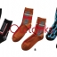 S369**พร้อมส่ง** (ปลีก+ส่ง) ถุงเท้าแฟชั่นเกาหลี ชาย ข้อยาว เนื้อดี งานนำเข้า(Made in china) thumbnail 1