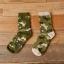 S313**พร้อมส่ง**(ปลีก+ส่ง) ถุงเท้าข้อยาว แฟชั่นเกาหลี มี 12 คู่ต่อแพ็ค พร้อมกล่อง เนื้อดี งานนำเข้า(Made in China) thumbnail 1