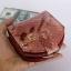 กระเป๋าสตางค์แฟชั่น รูปทรงเก๋ไก๋ มีช่องให้ใส่สตางค์ นามบัตร เศษสตางค์ หลายช่อง thumbnail 5