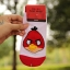 S067**พร้อมส่ง** (ปลีก+ส่ง) ถุงเท้าแฟชั่นเกาหลี จมูกข้อสั้น ลายAngry Bird เนื้อดี งานนำเข้า(Made in china) thumbnail 6