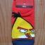 S055**พร้อมส่ง** (ปลีก+ส่ง) ถุงเท้าแฟชั่น ข้อสั้น ลาย Angry Bird เนื้อดี งานนำเข้า(Made in china) thumbnail 9