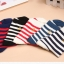 S339**พร้อมส่ง** (ปลีก+ส่ง) ถุงเท้าแฟชั่นเกาหลี ข้อยาว คละ 5 สี มี 10 คู่/แพ็ค เนื้อดี งานนำเข้า(Made in China) thumbnail 7