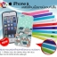 เคสพิมพ์ภาพไอโฟน5 เนื้อซิลิโคน ภาพให้สีคอนแทรสสดใส มันวาว thumbnail 1