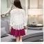 แฟชั่นเกาหลี set เสื้อ และกระโปรงสวยๆ ครับ thumbnail 8