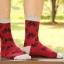 S105**พร้อมส่ง** (ปลีก+ส่ง) ถุงเท้าแฟชั่นเกาหลีผู้ชาย ข้อยาว เนื้อดี งานนำเข้า(Made in china) thumbnail 9