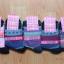 S269**พร้อมส่ง** (ปลีก+ส่ง) ถุงเท้าแฟชั่นเกาหลี ข้อยาว คละสี เนื้อดี งานนำเข้า มี 10 คู่/แพ็ค(Made in China) thumbnail 1