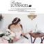 ชุดราตรียาว แขนกุด Brand Luyangel แบรนด์แท้เกาหลี สีชมพู ช่วงไหล่ตกแต่งด้วยคริสตัลสุดหรู ใส่ออกงานกลางคืนสวยมากๆ ครับ thumbnail 3