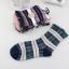 S236**พร้อมส่ง** (ปลีก+ส่ง) ถุงเท้าแฟชั่นสไตล์ ญี่ปุ่น ข้อยาว ขอบม้วน คละ 5 สี มี 10 คู่ต่อแพ็ค เนื้อดี งานนำเข้า(Made in China) thumbnail 6