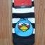 S055**พร้อมส่ง** (ปลีก+ส่ง) ถุงเท้าแฟชั่น ข้อสั้น ลาย Angry Bird เนื้อดี งานนำเข้า(Made in china) thumbnail 12