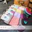 S332**พร้อมส่ง** (ปลีก+ส่ง) ถุงเท้าแฟชั่นเกาหลี ข้อสั้น เนื้อดี งานนำเข้า(Made in China) thumbnail 7
