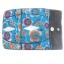 กระเป๋าสตางค์ปลากระเบน แบบ 3 พับ เม็ดใหญ่ ดอกไม้และผีเสื้อ หลากสีสัน Line id : 0853457150 thumbnail 6