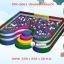 FPN-2061 บ่อบอลสี่เหลียมเว้า (ไม่รวมบอล+เบาะพื้น) thumbnail 1