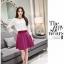 แฟชั่นเกาหลี set เสื้อ และกระโปรงสวยๆ ครับ thumbnail 6