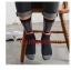 S369**พร้อมส่ง** (ปลีก+ส่ง) ถุงเท้าแฟชั่นเกาหลี ชาย ข้อยาว เนื้อดี งานนำเข้า(Made in china) thumbnail 6