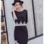 เสื้อผ้าแฟชั่นเกาหลี set เสื้อ พร้อมกระโปรงสวยๆ ครับ thumbnail 4