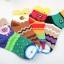 A051**พร้อมส่ง**(ปลีก+ส่ง) ถุงเท้าแฟชั่นเกาหลี ข้อสูง มี 4 แบบ เนื้อดี งานนำเข้า( Made in Korea) thumbnail 4