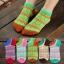 S273**พร้อมส่ง** (ปลีก+ส่ง) ถุงเท้าแฟชั่นเกาหลี ข้อสั้น เนื้อดี งานนำเข้า(Made in China) thumbnail 2