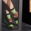 S329**พร้อมส่ง**(ปลีก+ส่ง) ถุงเท้าข้อยาว แฟชั่นเกาหลี วันฮาโลวีน มีหู มี 12 คู่ต่อแพ็ค เนื้อดี งานนำเข้า(Made in China) thumbnail 23