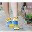 S278**พร้อมส่ง** (ปลีก+ส่ง) ถุงเท้าแฟชั่นเกาหลี พับข้อ ลายสัตว์ มีหู คละ 5 แบบ(สี)เนื้อดี งานนำเข้า(Made in China) thumbnail 4