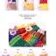 A051**พร้อมส่ง**(ปลีก+ส่ง) ถุงเท้าแฟชั่นเกาหลี ข้อสูง มี 4 แบบ เนื้อดี งานนำเข้า( Made in Korea) thumbnail 2