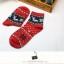 S362**พร้อมส่ง** (ปลีก+ส่ง) ถุงเท้าแฟชั่นเกาหลี ข้อยาว คละ 5 สี มี 12 คู่ต่อแพ็ค เนื้อดี งานนำเข้า(Made in China) thumbnail 14