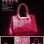กระเป๋าสะพาย แฟชั่น ดารา Foxer กระเป๋าแฟชั่น ทำจากหนังเกรด A ทนทาน หรูหรา เหมือนแบบ 100% สวยมากๆ thumbnail 5