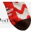 S367**พร้อมส่ง** (ปลีก+ส่ง) ถุงเท้าแฟชั่นเกาหลี ข้อสั้น แต่งขอบ ประดับลูกตุ้ม เนื้อดี งานนำเข้า(Made in china) thumbnail 17