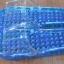 K012-SBL**พร้อมส่ง** (ปลีก+ส่ง) รองเท้านวดสปา เพื่อสุขภาพ ปุ่มเล็ก (ใส) สีฟ้า ส่งคู่ละ 80 บ. thumbnail 8