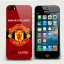 Man U Football Club iPhone5s case thumbnail 1