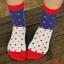 S103**พร้อมส่ง** (ปลีก+ส่ง) ถุงเท้าแฟชั่นเกาหลี ข้อยาว เนื้อดี งานนำเข้า(Made in china) thumbnail 12
