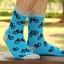 S105**พร้อมส่ง** (ปลีก+ส่ง) ถุงเท้าแฟชั่นเกาหลีผู้ชาย ข้อยาว เนื้อดี งานนำเข้า(Made in china) thumbnail 7