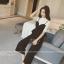 แฟชั่นเกาหลี set เสื้อ และกางเกงสุดสวย ผ้าเนื้อนิ่มยืดหยุ่นได้ดี thumbnail 4